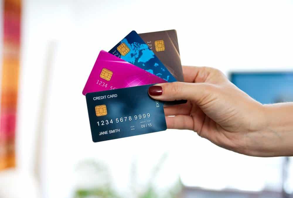Kreditkarte Ausland