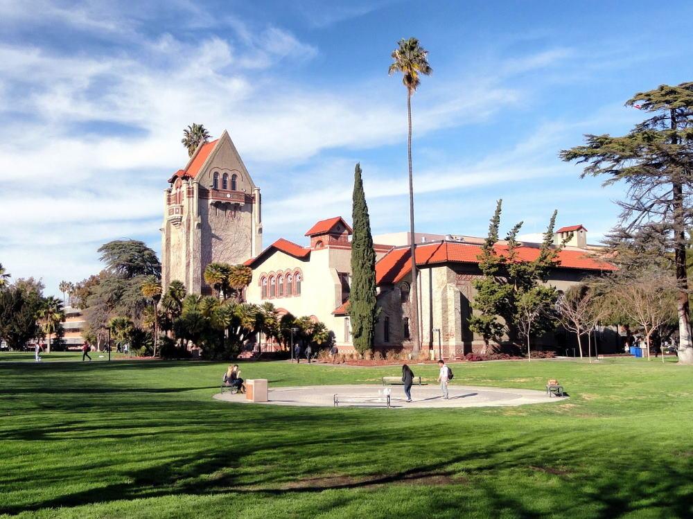 Auslandssemester an der San Jose State University, USA