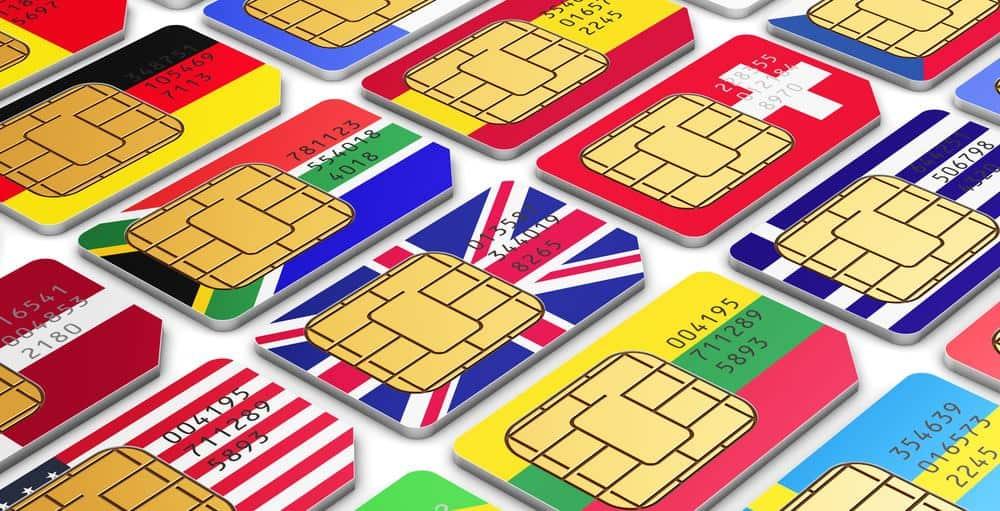 SIM Karte fürs Ausland